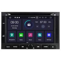 Autoradio Android 9.0 GPS Waze WIFI Peugeot 3008 et 5008