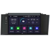 Autoradio Android 9.0 GPS Waze WIFI Citroen DS4 et C4 depuis 2011