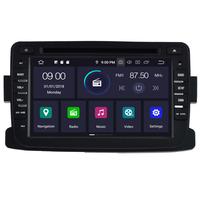 Autoradio Android 9.0 Wifi DVD GPS Bluetooth Dacia Duster
