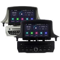 Autoradio Android 9.0 GPS Waze WIFI Renault Megane 3