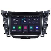 Autoradio Android 9.0 GPS Hyundai i30 depuis 2013