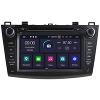 Autoradio Android 9.0 Wifi DVD GPS Mazda 3 de 2010 à 2013