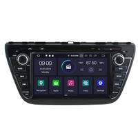 Autoradio Android 9.0 GPS Suzuki SX4 S-Cross depuis 2013