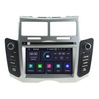 Autoradio Android 9.0 GPS Toyota Yaris de 2005 à 2011