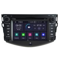 Autoradio Android 9.0 GPS Toyota Rav4 de 2006 à 2012 - Wifi USB Bluetooth Navigation Waze