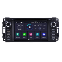 Autoradio Android 9.0 GPS Chrysler 300C, Sebring, Town & Country, Aspen depuis 2008
