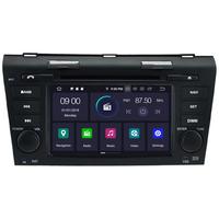 Autoradio Android 9.0 GPS Waze Bluetooth DVD Mazda 3 de 2004 à 2009