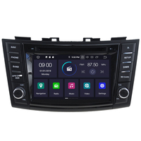 Autoradio Android 9.0 GPS DVD Bluetooth WIFI Suzuki Swift depuis 2011