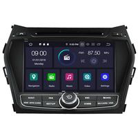 Autoradio Android 9.0 écran tactile GPS Hyundai Santa Fe (ix45) depuis 2013