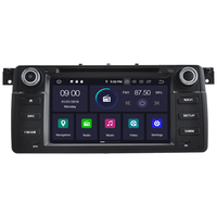 Autoradio Android 9.0 GPS Wifi DVD BMW Série 3 E46 & M3 de 1998 à 2006