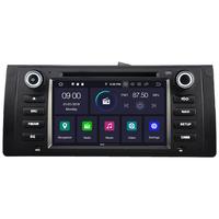 Autoradio Android 9.0 GPS BMW X5 E53 & Série 5 E39 - Navigation Waze Wifi