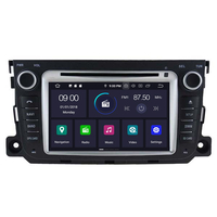Autoradio Android 9.0 GPS Smart Fortwo de 2010 à 2014