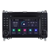 Autoradio Android 9.0 GPS Mercedes Benz Classe A, Classe B, Vito, Viano & Sprinter