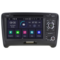 Autoradio Android 9.0 écran tactile Wifi Mirrorlink GPS Audi TT de 2006 à 2012
