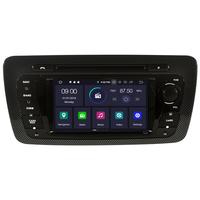 Autoradio Android 9.0 GPS Seat Ibiza de 2009 à 2013