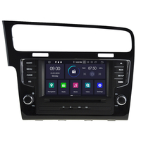 Autoradio Android 9.0 wifi Bluetooth GPS Waze Volkswagen Golf VII
