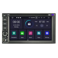 Autoradio 2-DIN universel GPS DVD Android 9.0