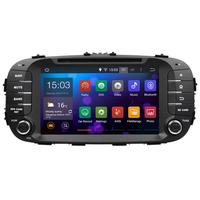 Autoradio Android 8.1 GPS Wifi Kia Soul depuis 2014