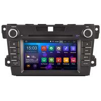 Autoradio Android 8.1 GPS Mazda CX-7 de 2007 à 2013