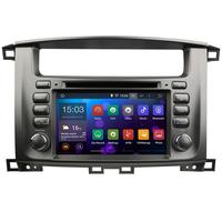 Autoradio Android 8.1 GPS Toyota Land Cruiser 100 depuis 2007