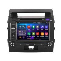 Autoradio Android 8.1 Wifi DVD GPS Toyota Land Cruiser 200 de 2007 à 2013