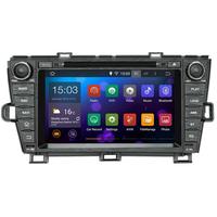 Autoradio Android 8.1 Wifi DVD GPS Toyota Prius de 2009 à 2013