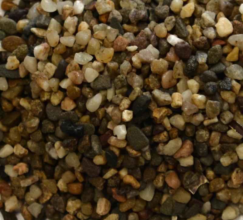 Gravier pour aquarium fonce 1 2mm 10kg sol gravier for Gravier aquarium