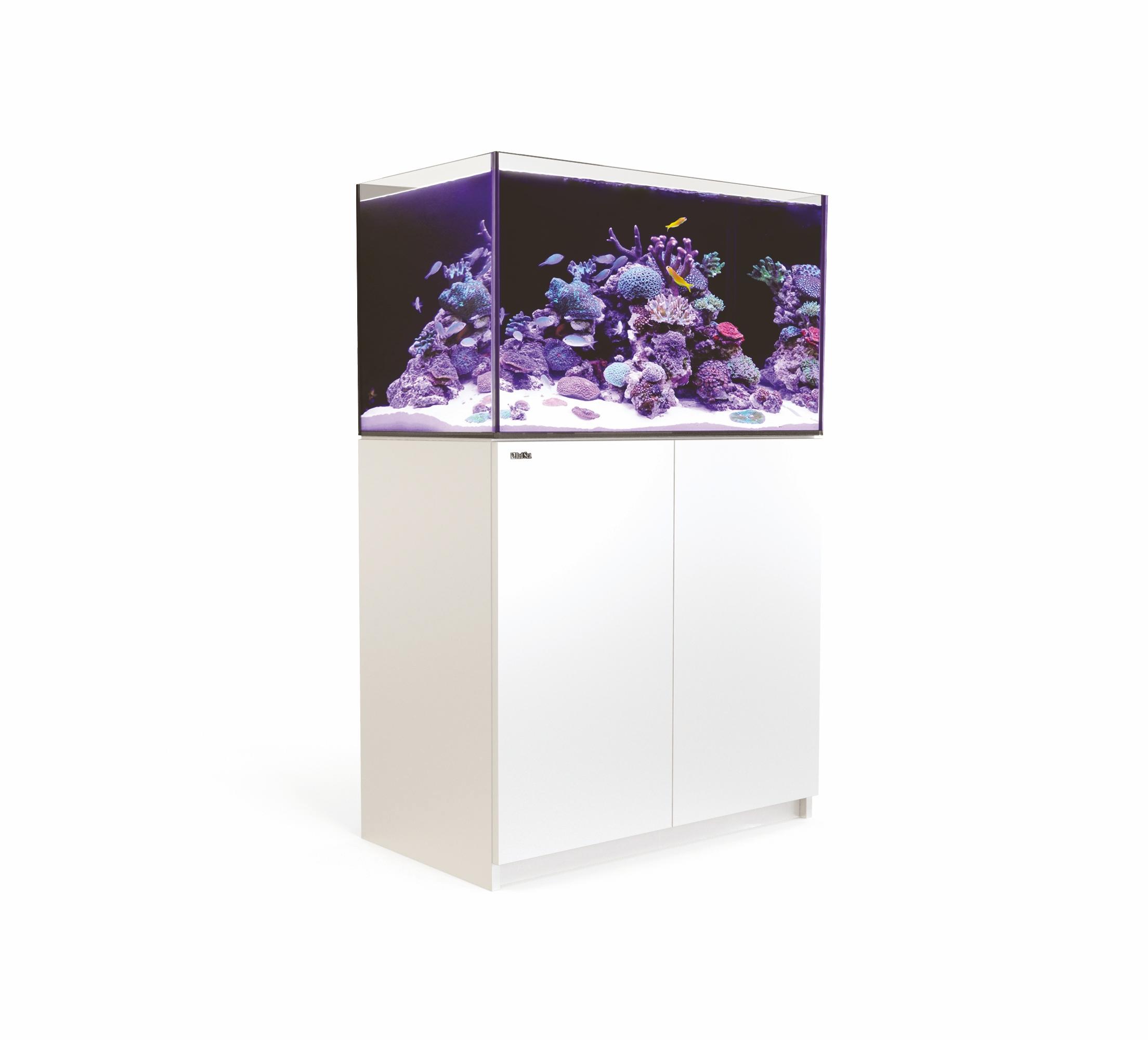 reefer-250-blanc-redsea-bg Frais De Aquarium Avec Meuble Schème