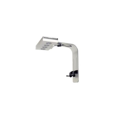 aqua-illumination-support-hydra-et-vega-slimline-designer-bracket-60-cm-gris