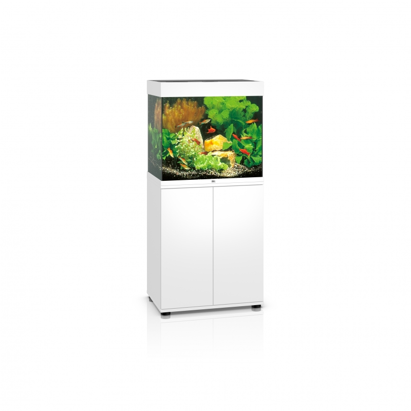 juwel lido 120l blanc led 2x12w juwel aquarium sans meuble lido aqualux concept. Black Bedroom Furniture Sets. Home Design Ideas