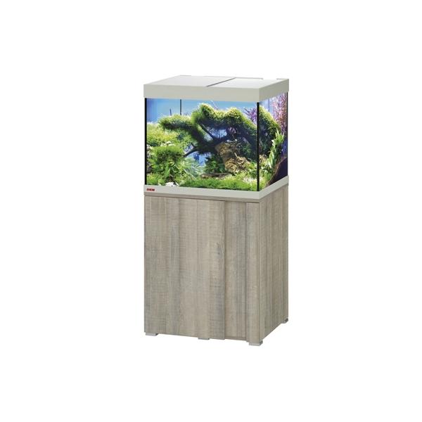 Eheim vivaline led 150l combi ch ne gris eheim aquarium for Bio concept meubles