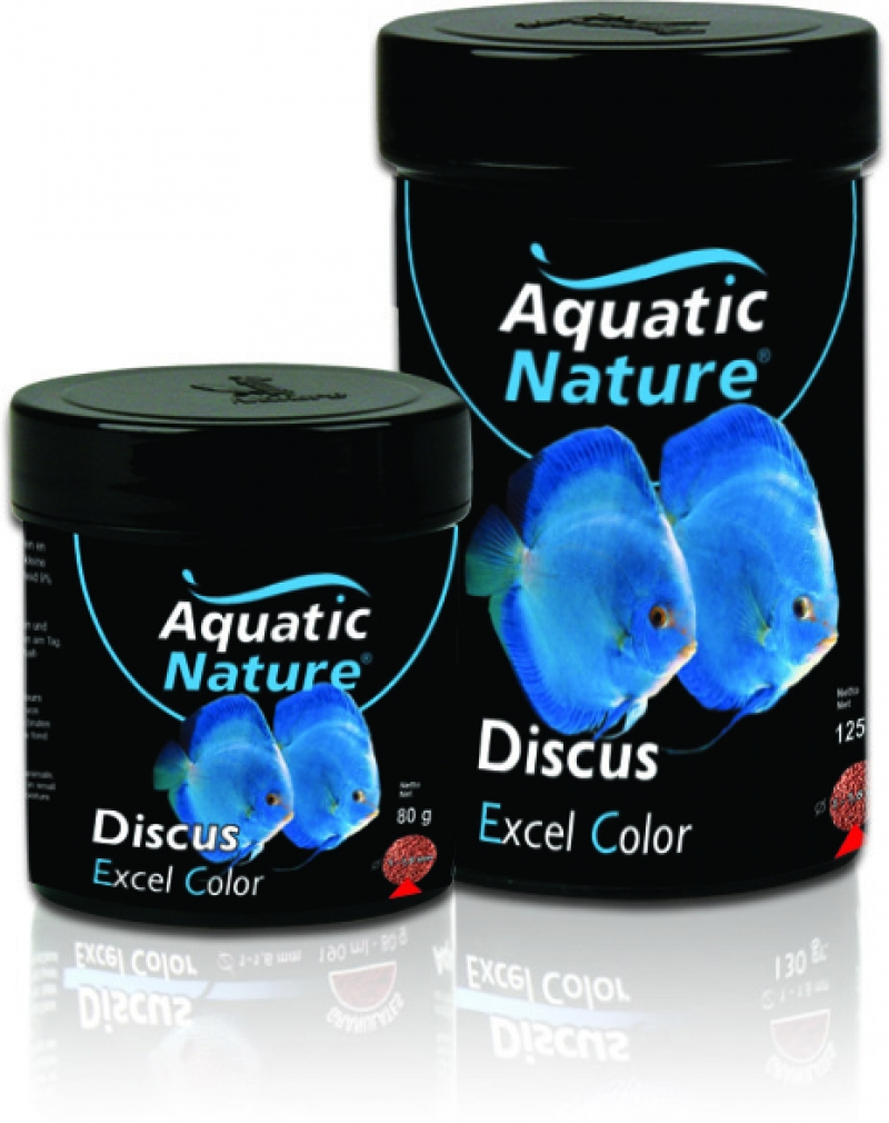 Aquatic nature Discus excel color 320m