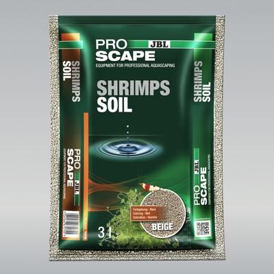 Jbl Proscape shrimpsoil beige 3L