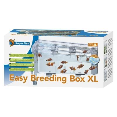 Boîte de reproduction externe 2L XL oxygénée