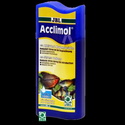 Acclimol 100ml pour traiter 400l