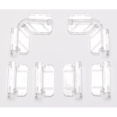 Supports de vitre