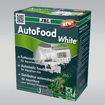 Jbl Distributeur automatique de nourriture Blanc