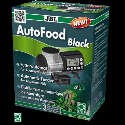 Jbl Distributeur automatique de nourriture Noir