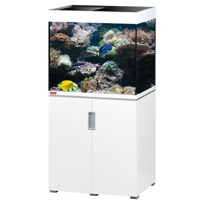 Eheim INCPIRIA MARIN 200 COMBI aquarium/meuble BLANC 4x24w