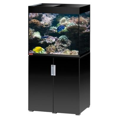 Eheim INCPIRIA MARIN 200 COMBI aquarium/meuble NOIR 4x24w