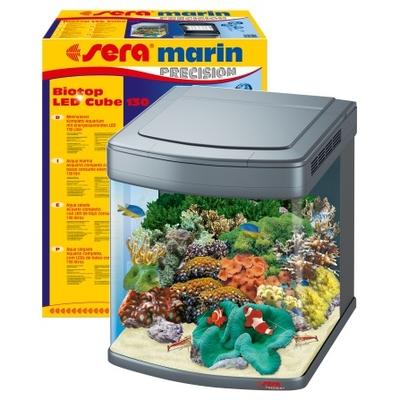 Sera marin Biotop LED Cube 130