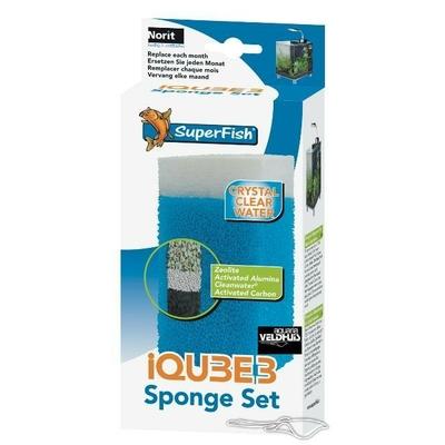 IQU3E3 Sponge Set