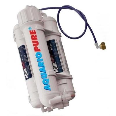 Osmoseur purificateur d'eau osmose inverse Dimm AquarioPure 75 GPD (284L/jour)