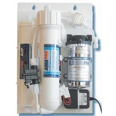 Osmoseur purificateur d'eau osmose inverse Dimm AquarioPure avec pompe Booster Eco+ 100GPD (380 l/j)