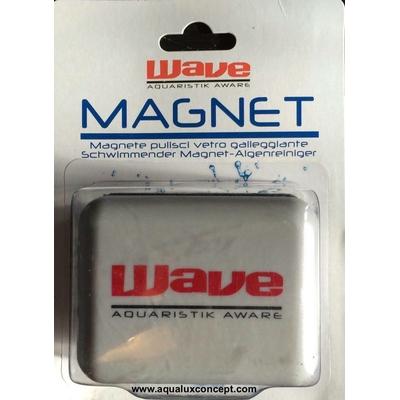 WAVE Nettoyeur Magnet flottant pour Aquariophilie Taille L