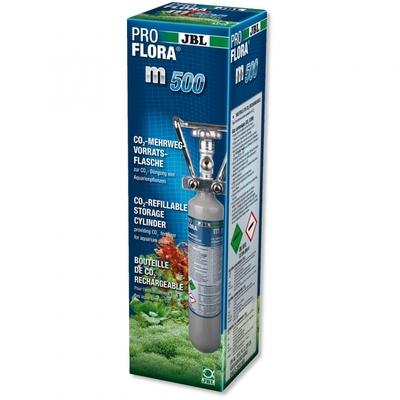 Jbl Proflora m500 bouteille co2 rechargeable Argentée 500GR