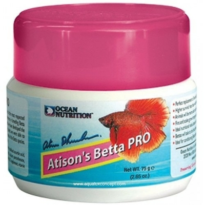 OCEAN NUTRITION Atison's Betta Pro Food 75g