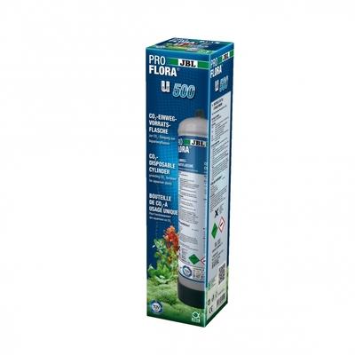 JBL ProFlora u500 2 (Bouteilles de CO₂)