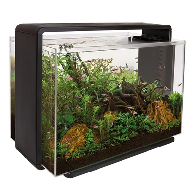 SF HOME 80 AQUARIUM NOIR ! Retrait en magasin uniquement !
