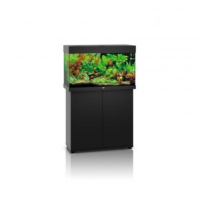 Juwel aquarium rio 125 LED (2x14W) Noir 81x36x50cm